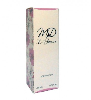 MD L'AMOUR BODY LOTION 400 ML
