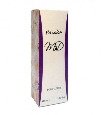 MD PASSION BODY LOTION 400 ML