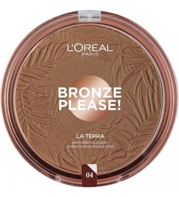 L'OREAL BRONZE PLEASE 04...